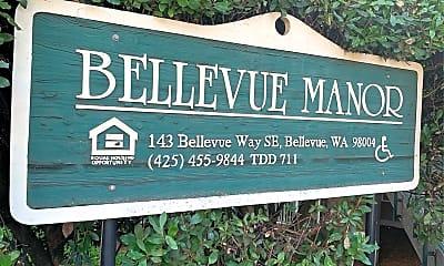 Bellevue Manor, 1