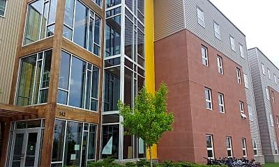 Centennial Hall, 0