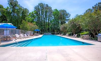 Pool, Bay Breeze Apartment Homes, 1
