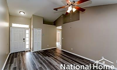 Living Room, 125 Clapton Way, 1