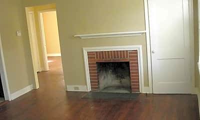 Living Room, 5209 Brentwood Ln, 1