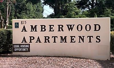 Amberwood Apartments, 1