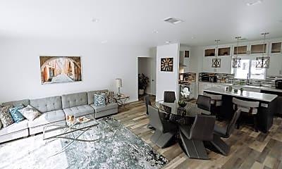 Living Room, 11682 Erwin St, 2