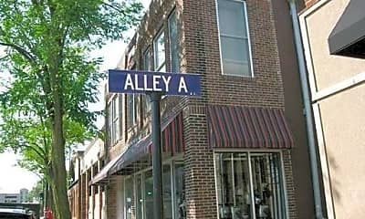 Patio / Deck, 919 Alley A, 1