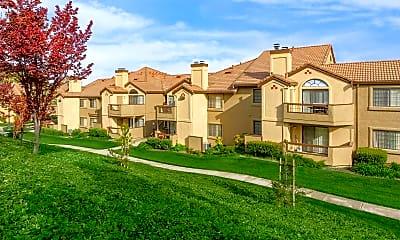 Building, Oak Hills, 1