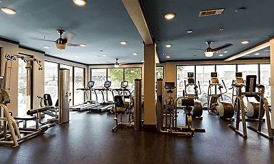 Fitness Weight Room, 1002 Capitol Point, 2