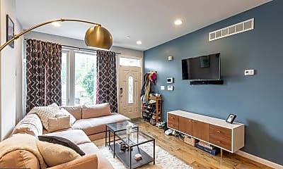 Living Room, 2051 E Hagert St, 1