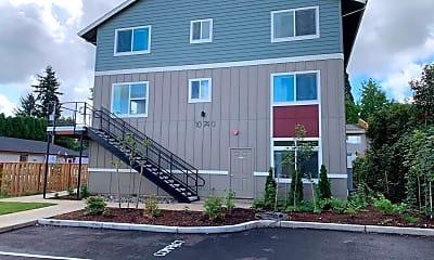 Building, 10730 NE Wygant St, 1