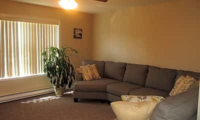 Living Room, 705 School St, 1