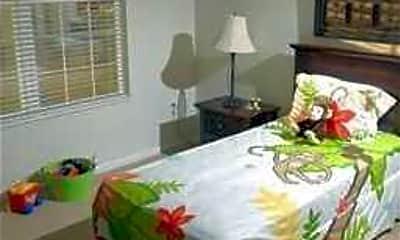 Bedroom, University Place, 2