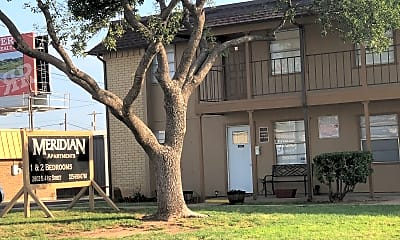 Meridian Apartments, 1