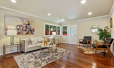 Living Room, 4612 Penniman Ave, 0