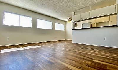 Living Room, 1539 N Alexandria Ave, 1