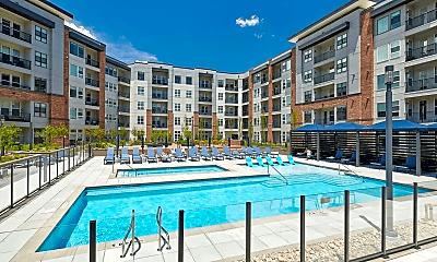 Pool, 201 E Mississippi Ave, 2