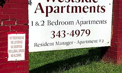 Westside Apartments, 1