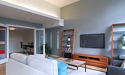 Living Room, The Wyeth, 1