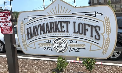 Haymarket Lofts Apartments, 1