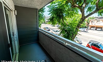 Patio / Deck, 4406 Cahuenga Blvd., 2