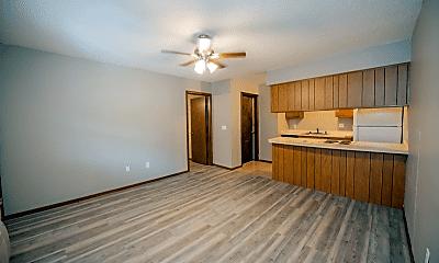 Living Room, 1390 W Wedington Dr, 2