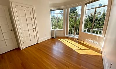 Living Room, 1275 Washington St, 2