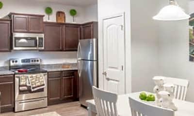 Kitchen, Latitude at Richmond Hill, 2