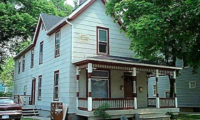 Building, 208 Ballard St, 0