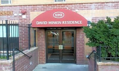 David Minkin Residence, 1