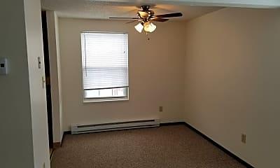 Bedroom, 120 River St, 1