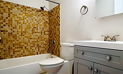 Bathroom, 615 West Bennett Street, Unit 1, 2