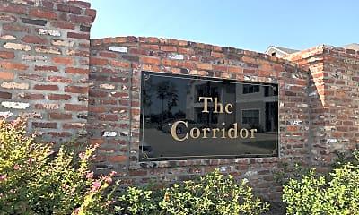The Corridor Apartments, 1