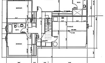 Bedroom, 2057 Calico Loop, 2