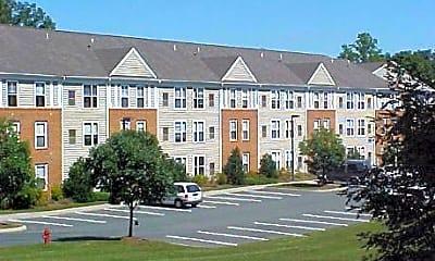 Building, Woods Edge Senior Apartments, 1