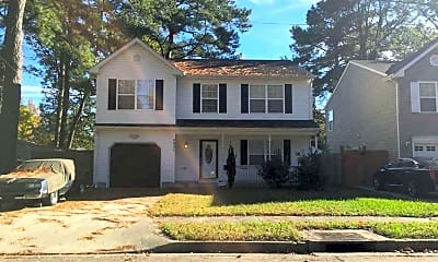 Building, 4931 Bruce St, 0