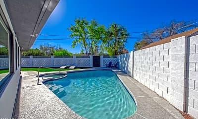 Pool, 3745 E Amelia Ave, 2