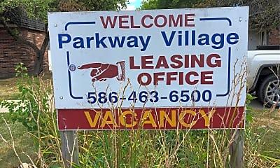 Parkway Village Apartment, 1
