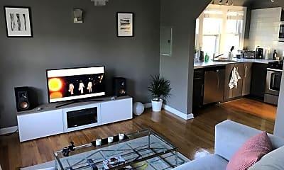 Living Room, 781 Camden St, 1