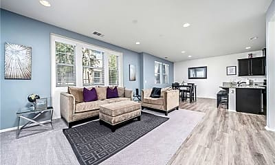 Living Room, 16001 Chase Road, 2