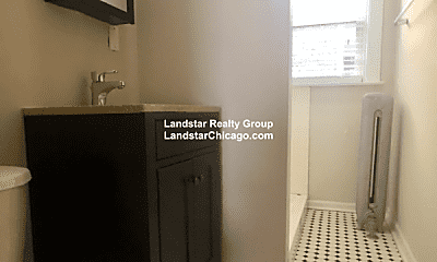 Bathroom, 1425 W Lunt Ave, 2