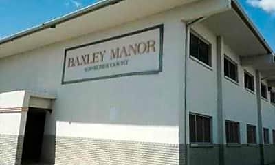 Building, Baxley Manor, 2