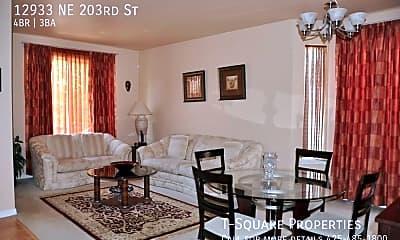 Dining Room, 12933 NE 203rd St, 2