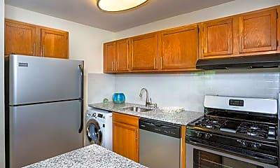 Kitchen, Park Greene Apartments, 0