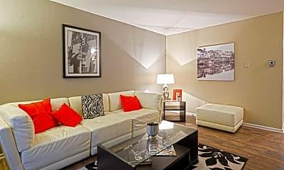 Living Room, Montecito Club, 1