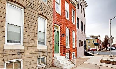 Building, 3242 Fait Ave 2ND, 1