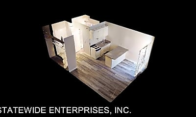 Bathroom, 523 S Mariposa Ave, 2