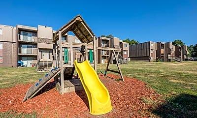 Playground, Wakonda West Apartments, 2