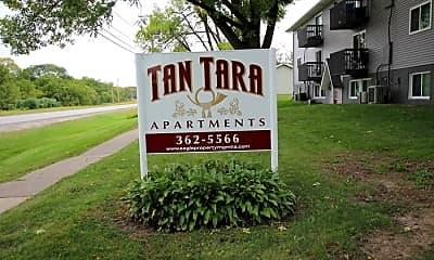 Community Signage, 1640 F Ave NW, 1