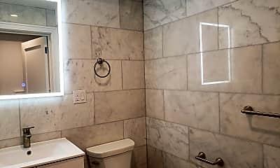 Bathroom, 315 W 103rd St B, 2