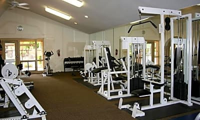 Fitness Weight Room, 8250 E Arabian Trail 222, 2