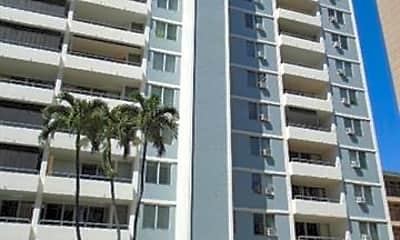 Building, 430 Kaiolu St 606, 0