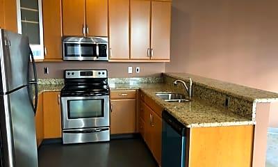 Kitchen, Prospect Place Apartments, 1